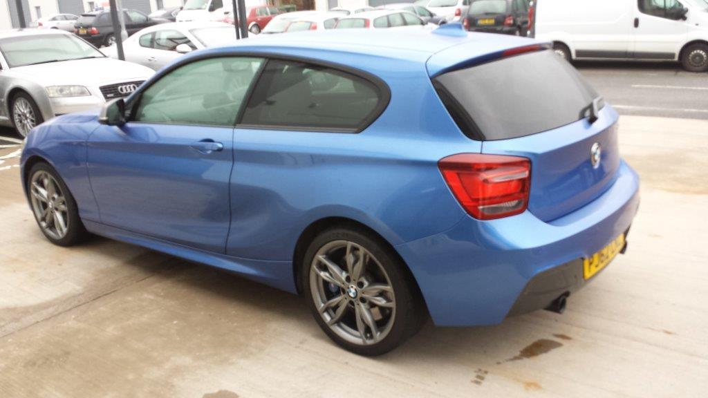 Hatchback For Sale >> BMW 135i M Sport hatchback Auto - Firecracker