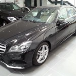 Mercedes-Benz E200cgi AMG Sport saloon Auto-1
