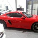Porsche Cayman 2.7PDK