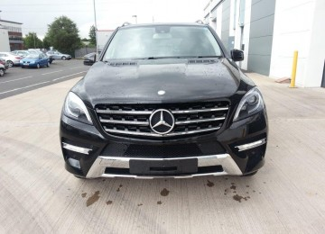 Mercedes-Benz ML250cdi AMG Sport Auto