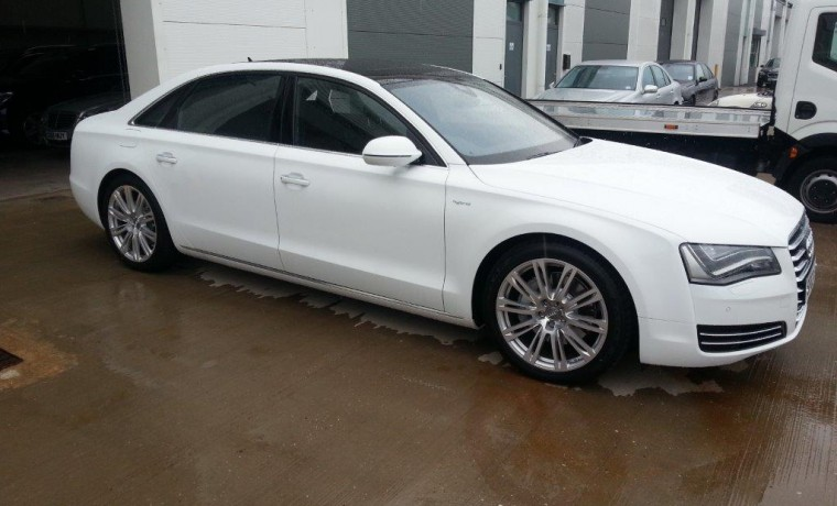 Audi A8 2.0TFSI Hybrid LWB Executive Auto