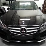 Mercedes-Benz E200cgi AMG Sport saloon Auto